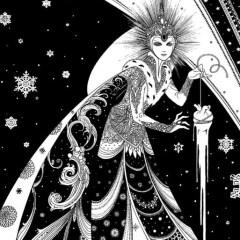La Comicteca: Snow, Glass, Apples