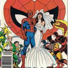 Comiclásicos: Sí, acepto. El día que Peter y Mary Jane se casaron