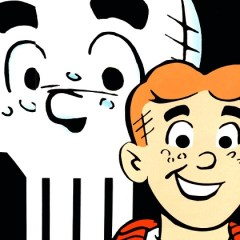 Crossing over/ Archie meets The Punisher