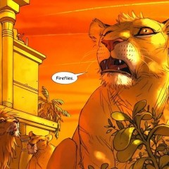 Pride of Bahgdad: una historia con garra