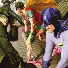 Crossing over: Batman'66 meets The Green Hornet