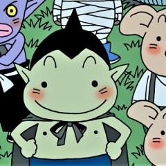 Cowa!… otra faceta de Akira Toriyama