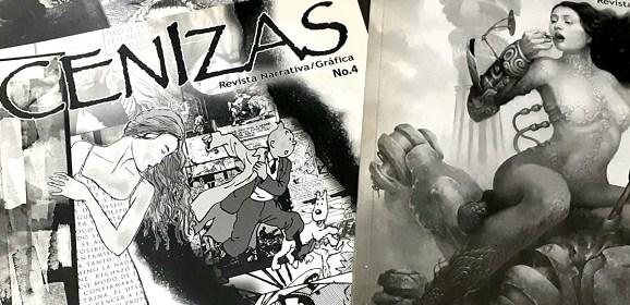 Revista Cenizas: las posibilidades del cómic mexicano tras el cambio de siglo