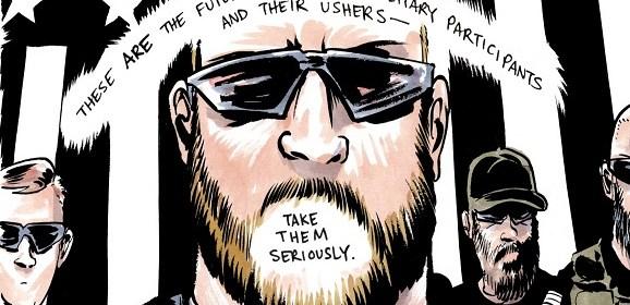 About Face: Punisher en el mundo real
