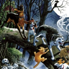La Comicteca: Beasts of Burden
