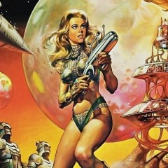 Pretty, pretty Barbarella