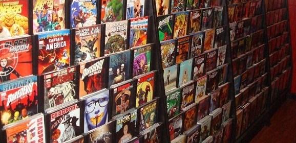 Una histori(etit)a de las tiendas de cómics en México, parte 1