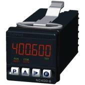 Contador Electrónico de 6 Dígitos 1/16 DIN NC400-6