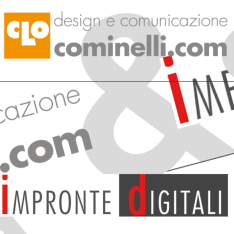 Cominelli e Impronte digitali esperinze condivise in grafica e video