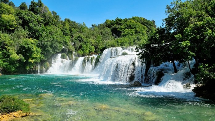 Croatia Waterfalls