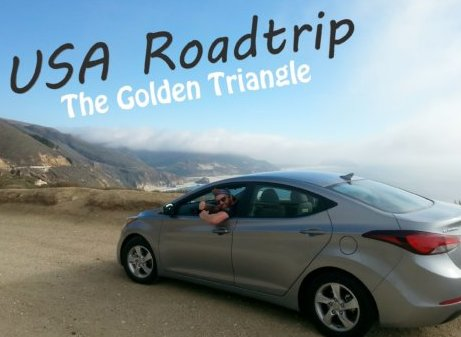 USA road trip - Golden Triangle