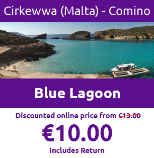 Blue Lagoon Ticket