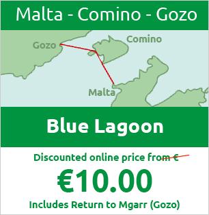Blue Lagoon Ticket