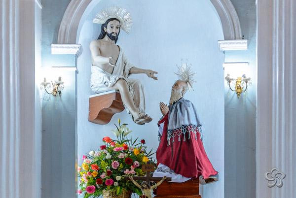 Altar de San Caralampio