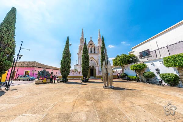 plaza oscar bonifaz