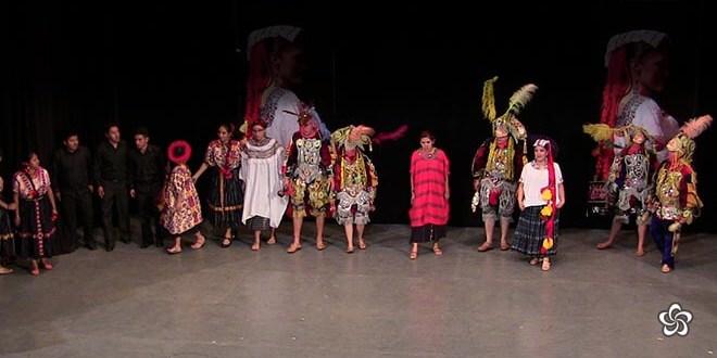 danza maya raices