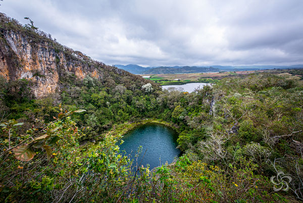 Cenote de chinkultic