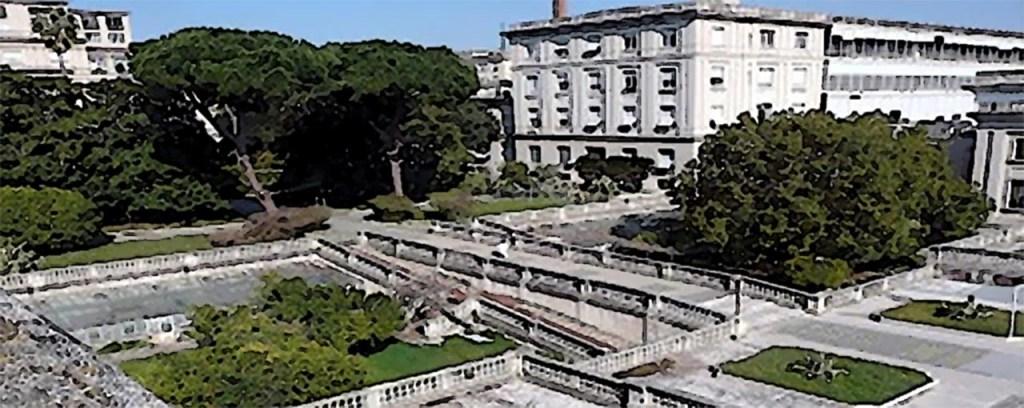 Storia dell' ex Ospedale Carlo Forlanini