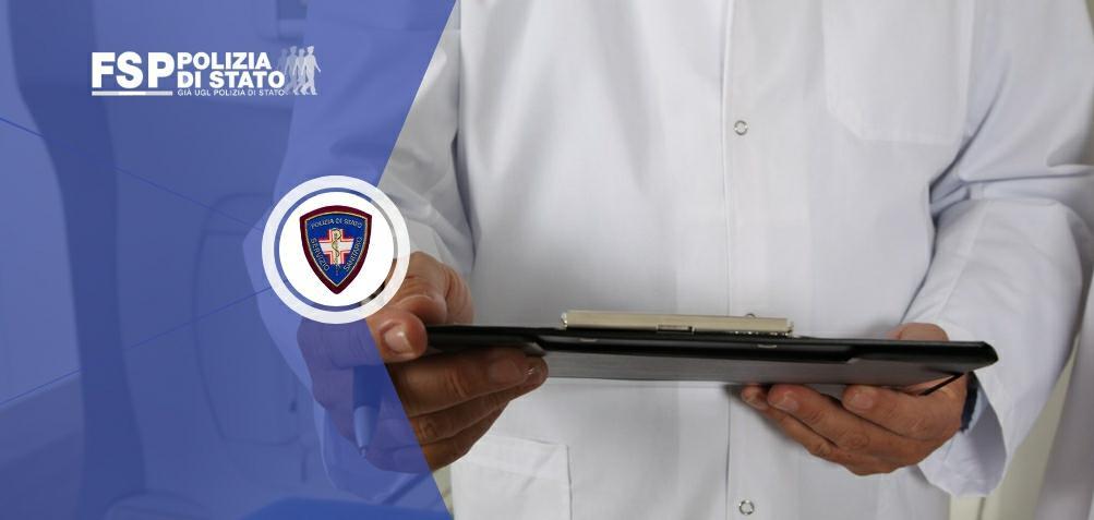 Concorso 81 posti di medico della Polizia di Stato