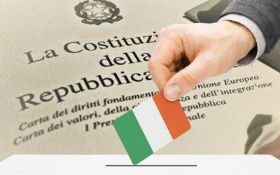 Referendum Costituzionale 20-21/09/2020 – Riduzione Parlamentari