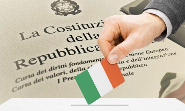 Referendum Costituzionale 29 Marzo 2020 – Rimandato Causa COVID-19