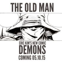 DEMONS The Old Man ad