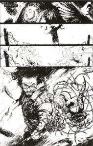 ASYLUM #11 preview page 1