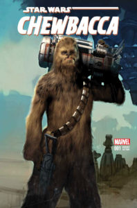 CHEWBACCA #1 photo variant