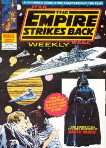 EMPIRE STRIKES BACK WEEKLY #121