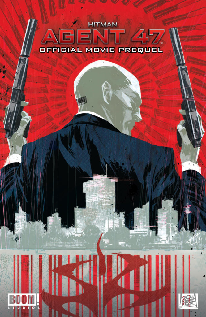 Hitman Agent 47 Official Movie Prequel