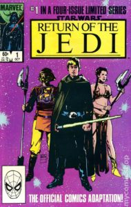 STAR WARS RETURN of the JEDI #1