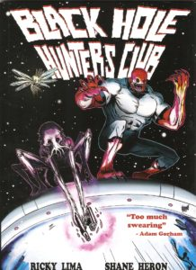 BLACK HOLE HUNTERS CLUB vol. 1 TP
