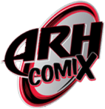 ARH ComiX logo