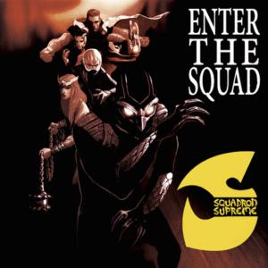 SQUADRON SUPREME #1 hip hop variant