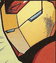 ANAD AVG #4 Iron Man
