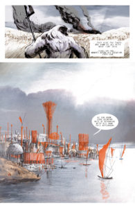 FOURTH PLANET #1 arrivals pg. 3