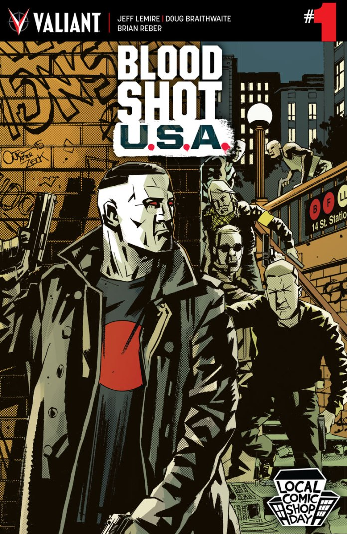 BLOODSHOT U.S.A. #1 (of 4) – Local Comic Shop Day Variant by Antonio Fuso