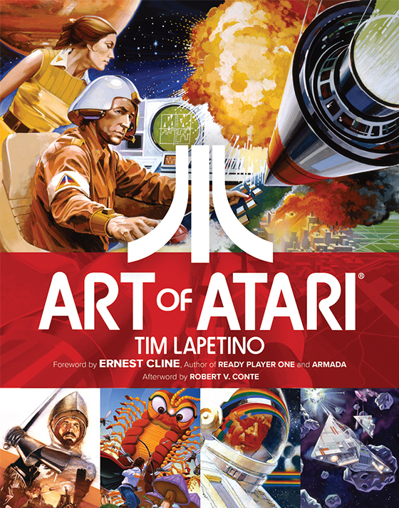 Art of Atari Signed Edition