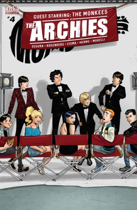 The Archies #4_Cover_Eisma