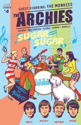 The Archies #4_Cover_Smallwood