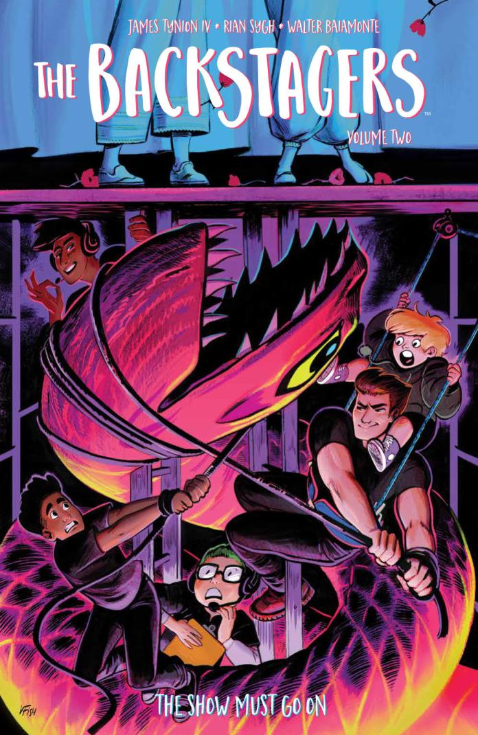 The Backstagers Vol. 2 SC