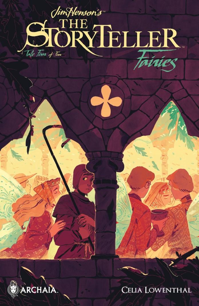 Jim Henson's Storyteller: Fairies #4 (of 4)