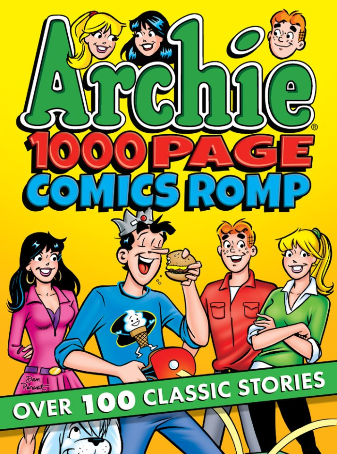 ARCHIE 1000 PAGE COMICS ROMP (TP)