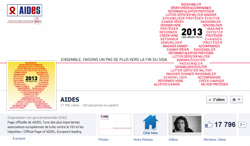 couverture facebook Aides