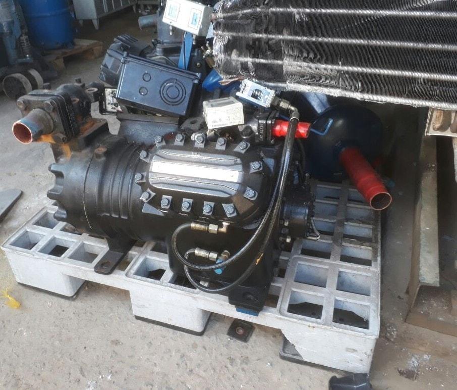 Compressor Refrigeração Copeland