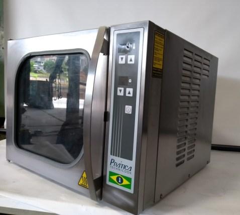 Forno elétrico Prática Miniconv SV 220v