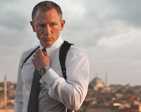 Daniel Craig s'engage