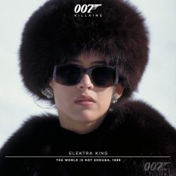 Elektra King (Sophie Marceau) - Le monde ne suffit pas 1999
