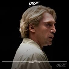 Silva (Javier Bardem) - Skyfall 2012