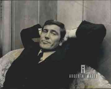 George Lazenby Dorchester 1968 #1